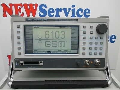 Racal 6103E Digital Radio Test Set