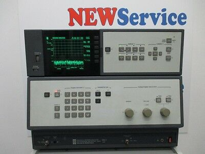 WANDEL & GOLTERMANN SNA-1 SPECTRUM/NETWORK ANALZER 100Hz a 180 Mhz