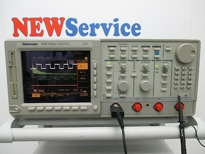 TEKTRONIX TDS 524A OSCILLOSCOPIO DIGITALE 500Mhz