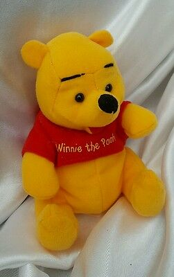 BRAND NEW Yellow Winnie the Pooh Soft Toy from DISNEY x