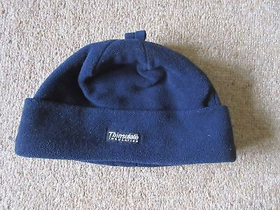 'thinsulate' Fleece Hat Adult One Size