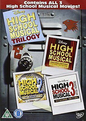 High School Musical 1-3 [DVD][Region 2]