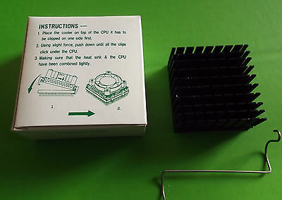 Cooling Heatsink CPU 486 + some Pentium SPMP250B Cooler + Clip  x 1pc Offers