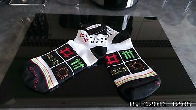 Depeche Mode Sounds Of The Universe Socks Merchandise Live Nation New