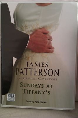 Sundays at Tiffany's by James Patterson: Unabridged Cassette Audiobook (PP5)