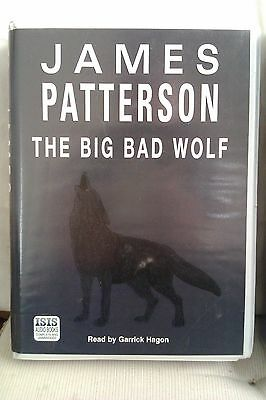 The Big Bad Wolf by James Patterson: Unabridged Cassette Audiobook (RR3)