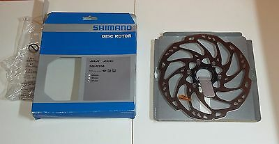 Shimano SLX RT68 Ice Tech 203mm Centre-Lock Disc Rotor