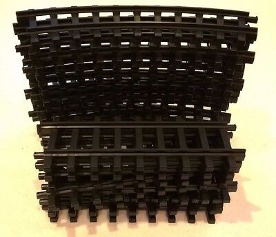 G Gauge-CIRCLE OVAL or FIGURE 8 Layout Pack-Eztec Scientific Toy Train Lot cross