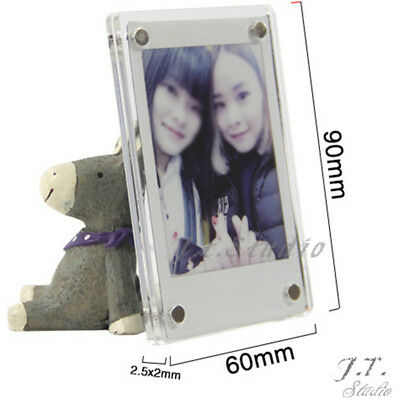 New Acrylic Magnetic Frame for Fujifilm instax mini 8/25 / 70/90 / SP-1/ SP-2