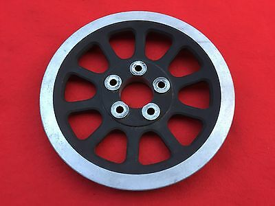 GENUINE HARLEY 2007 HERITAGE SOFTAIL PULLEY 66T 20mm FATBOY WIDE TIRE 37715-07