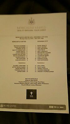 Newcastle United v Swansea City youth cup 4 16/17
