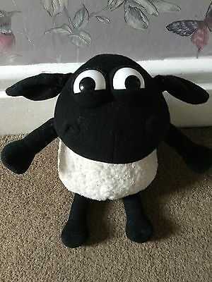 Shaun Sheep Talking Timmy Time Soft Toy Approx 26Cm