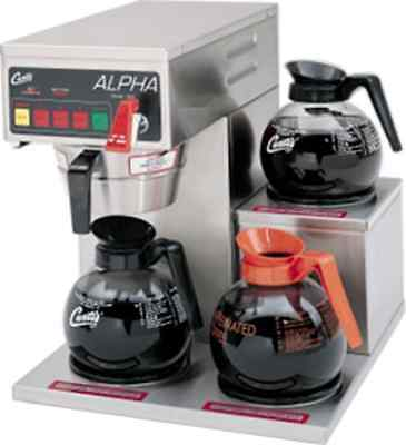 Curtis Alpha 3DSR Automatic Commercial Coffee Brewer Maker CALL For SHIPPING