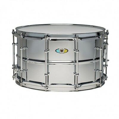 "Ludwig 8""x14"" Supralite Snare LW0814SL"