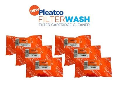 Pleatco Spa Filter Wash Six Pack