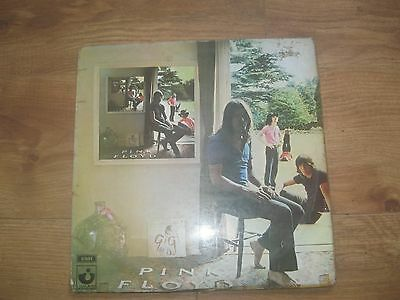 Pink Floyd Live-Ummagumma Recoded Mothers College Birminghan Manchester 1969