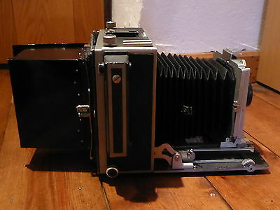 MPP Micro Technical Large Format 5x4 Camera & Schneider Kreuznach Lens & Holders