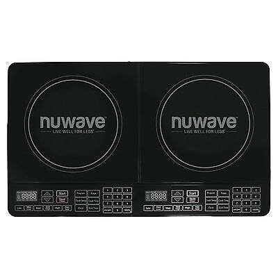 Nuwave Double Precision Induction Cooktop Burner 30602 Brand New Free Shipping