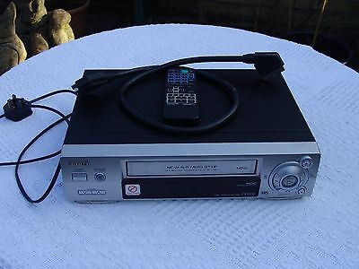 Aiwa Vhs,video Recorder Fx 5100,fully Working.excellent Condition.