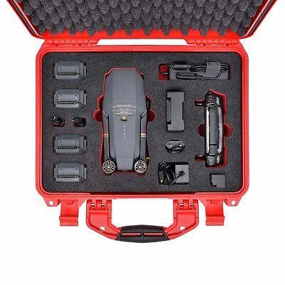 HPRC Case 2400 für Mavic Pro red