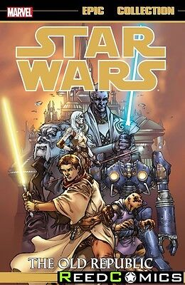 STAR WARS LEGENDS EPIC COLLLECTION OLD REPUBLIC VOLUME 1 GRAPHIC NOVEL Paperback