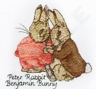 The Original Peter Rabbit Collection - Machine Embroidery Designs On Cd