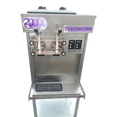 Stoelting F131 Ice Cream Frozen Yogurt Twin W Twist Machine CALL 4 SHIPPING