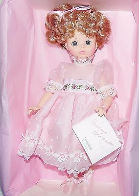 """Madame Alexander """" There Was A Little Girl """" 14 Inches"""