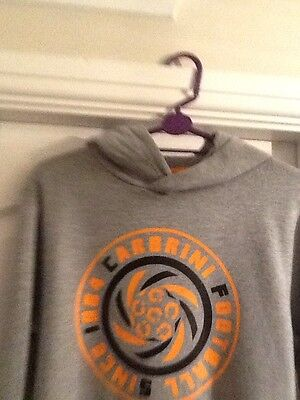 Boys Carbrini Hoodie, NEW, Size 13-15 Years