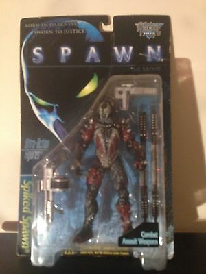 1997 - Spawn the Movie: Spiked Spawn Ultra Action Figure