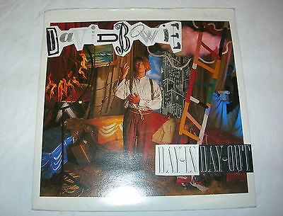 """David Bowie - Day-In Day-Out - 7"""" single in picture sleeve"""