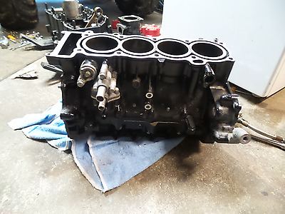 Yamaha FX140 Crankcases, Engine Block, Pistons included free