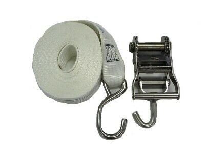 Just Straps Stainless Steel Ratchet 5.5metre