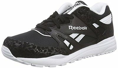 Nero (Black/White) (TG. 37.5 EU) ReebokVentilator Is - Scarpe Running Bambino,