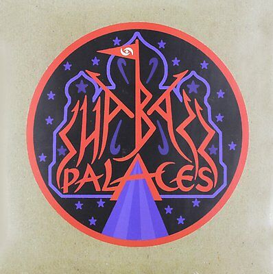 Shabazz Palaces Shabazz Palaces Coloured Vinyl LP