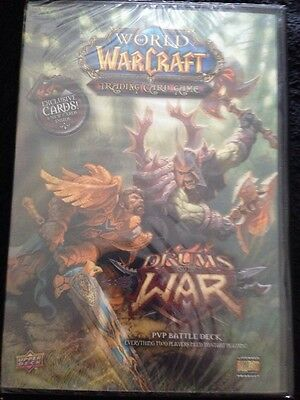 World of Warcraft Drums of War Trading Card Game