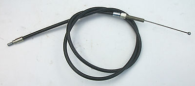"""HARLEY EXTENDED CLUTCH CABLE +4"""" BIG TWIN 68-85 Shovelhead FL FX  plus 4 inches"""