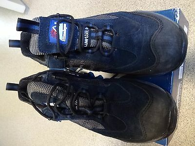 Mens Work Shoes Himalayan Safety Trainers Composite Toe Cap Size 9 New
