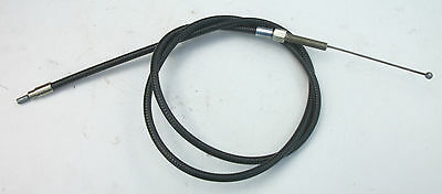 """HARLEY EXTENDED CLUTCH CABLE +12"""" BIG TWIN 68-85 Shovelhead FL FX  plus12 inches"""