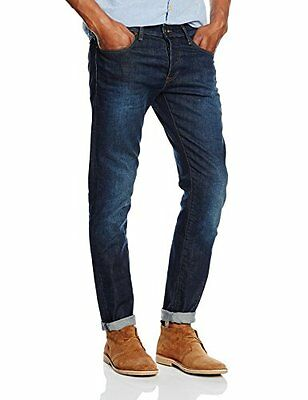 Blau (dirty blue 012) (TG. W29/L32) Cross 939, Blu Uomo, Blau (Dirty Blue 012),