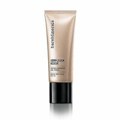 BareMinerals Complexion Rescue Hydrating Gel Cream SPF30 Spice08 + FREE SHIPPING