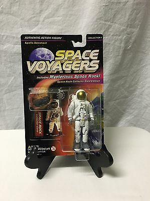Space Voyagers Apollo Astronaut Figure Action Products 1998