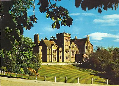 Old Postcard Of Brockhampton Court Hotel Near Hereford Posted 1979