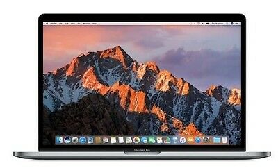"""APPLE MacBook Pro mit Touch Bar + Touch ID 15,4"""" MLH32D/A  i7 16GB/256GB -OVP-"""