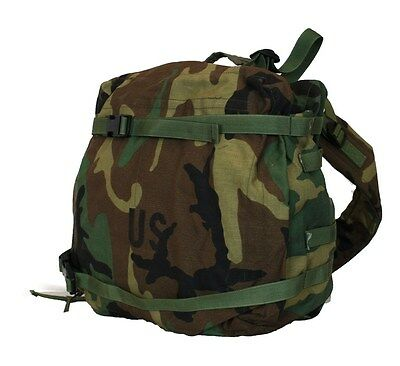 Woodland MOLLE II Lightweight Load Carrying Medic Bag