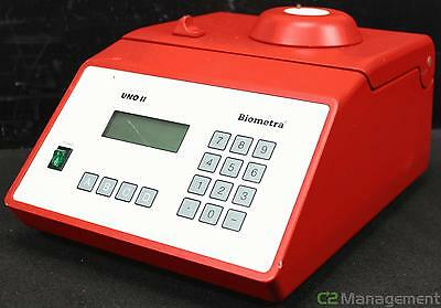 Biometra UNOII Thermoblock Thermal Cycler