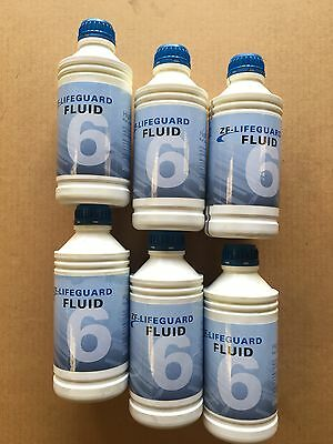 6x1Lt Genuine ZF Lifeguard 6 Fluid Oil Suit Ford L/rover BMW ZF6HP26 19/21/28/32
