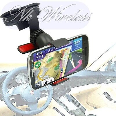 For Sirius Starmate 5(ST5)/Starmate 4(ST4):Car Windshield Mount Holder