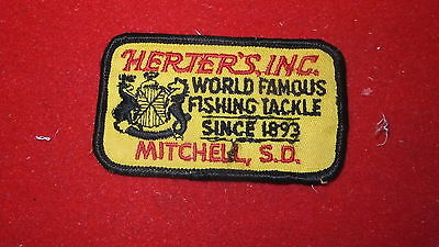 Patch - Fishing Equip. Manufacturer - Herter's Inc.