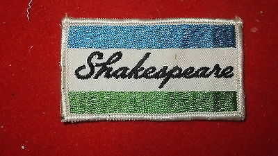 Patch - Fishing Equip. Manufacturer - Shakespeare